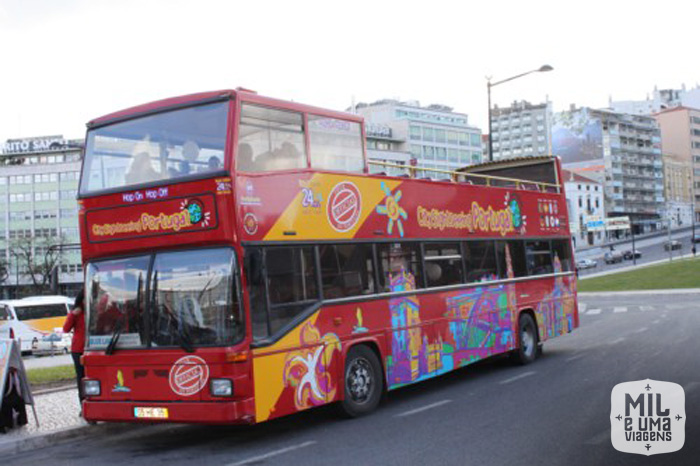 Lisboa Sightseeing Bus