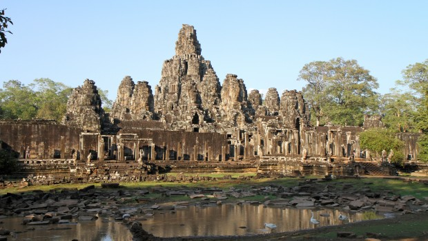 Templos no Camboja, o tesouro arqueológico mais importante do mundo!