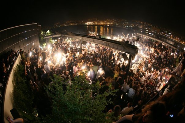 Sky Bar, Beirut