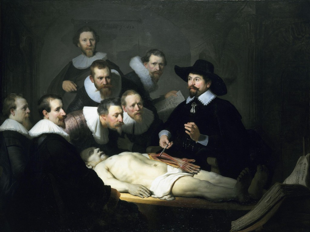 Mauritshuis-Rembrandt-Anatomy-Lesson