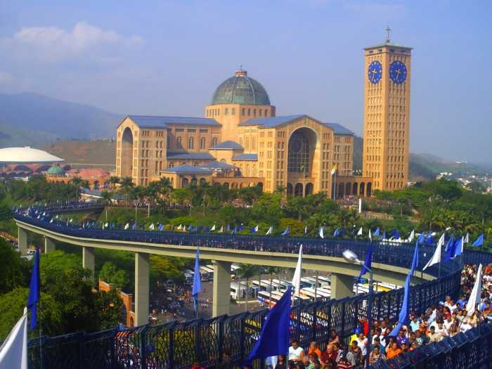 basilica-aparecida-do-norte-sp