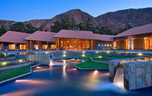 Tambo del Inka, um Luxury Collection Resort e Spa, no meio do Vale Sagrado