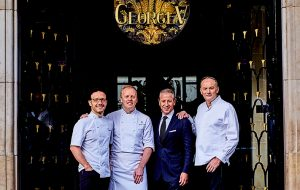 Four Seasons Hotel George V, o primeiro da Europa com 3 restaurantes Michelin