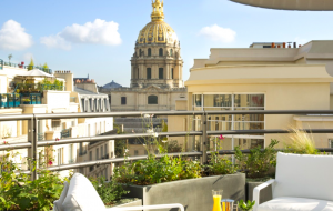 Le Cinq Codet, um design hotel no 7o arrondissement de Paris